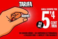Tarifa movilonia.com MÍNIMA by Pepephone
