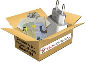 Welcome Pack de Tienda.movilonia.com