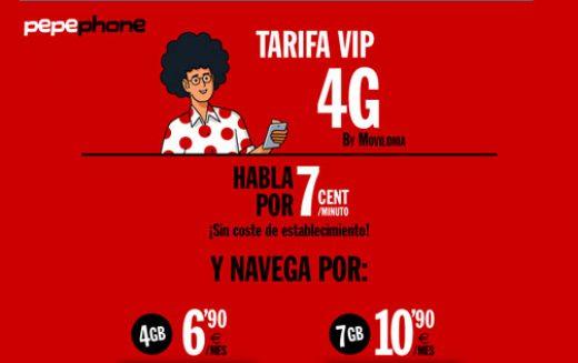 Movilonia.com VIP 4G